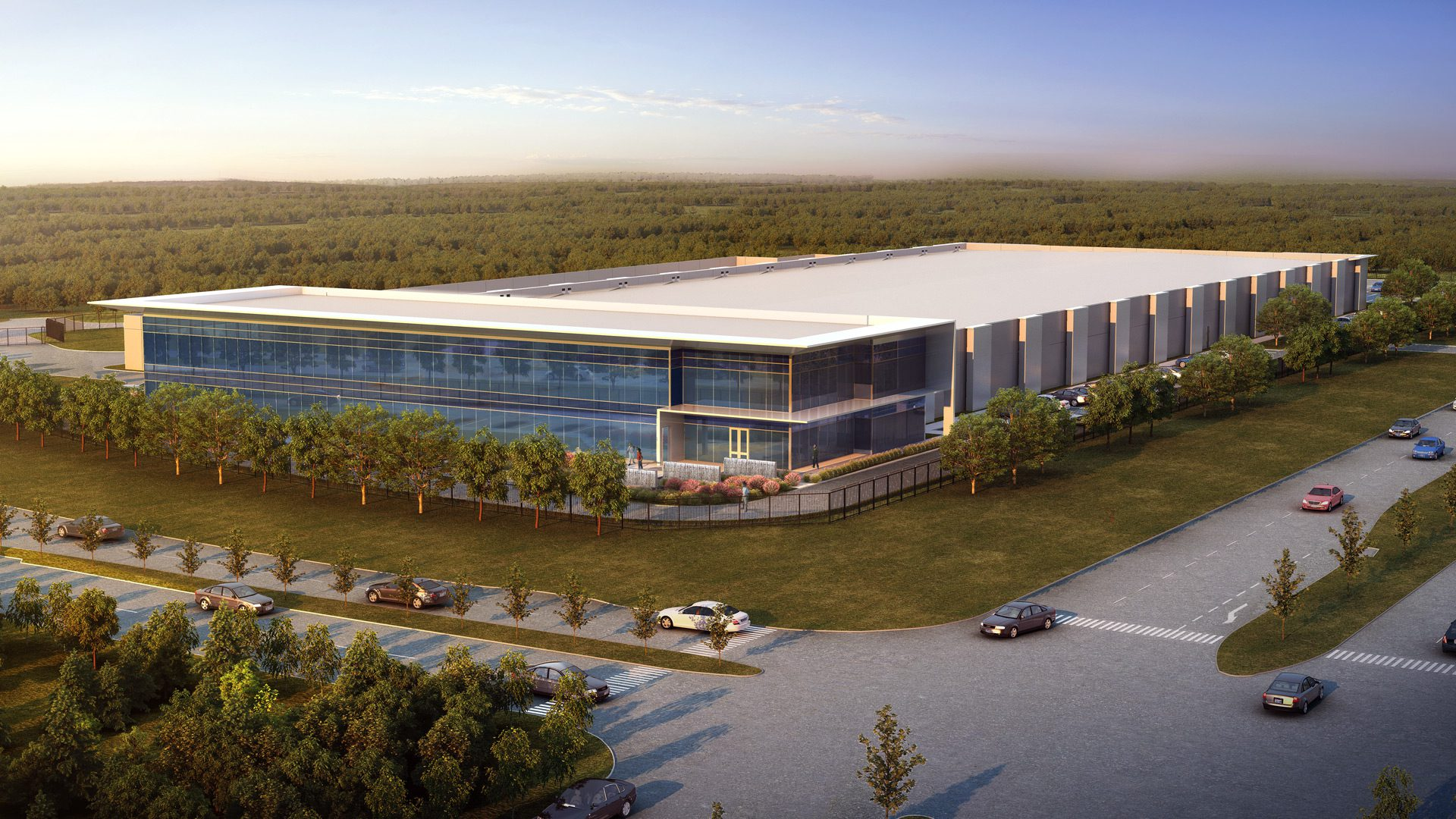 SDC Breaks Ground on 145,000 SF Data Center in Legacy Business Park