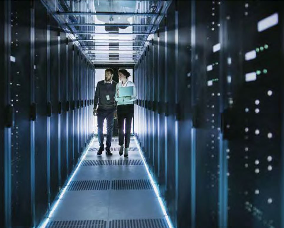 White Paper:  Build-to-Suit Data Centers Optimize your Operations Today and Position you for Growth