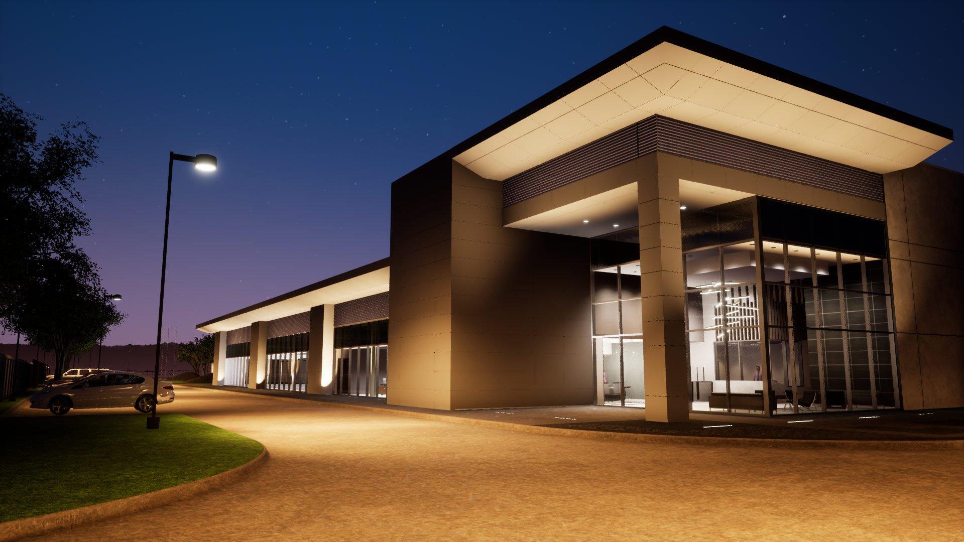 Stream Data Centers DFW VII Hyperscale Facility in the Dallas Market