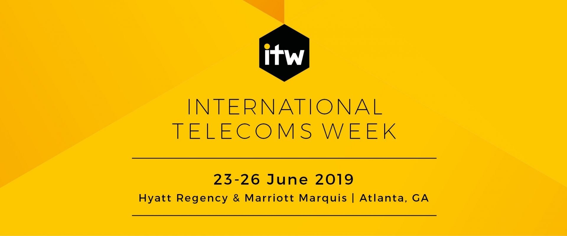 Stream Leadership Attending International Telecoms Week 2019