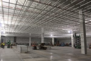 IMG 6803 300x200 - Wrapping Up Construction on our Garland DFW VII Hyperscale Data Center