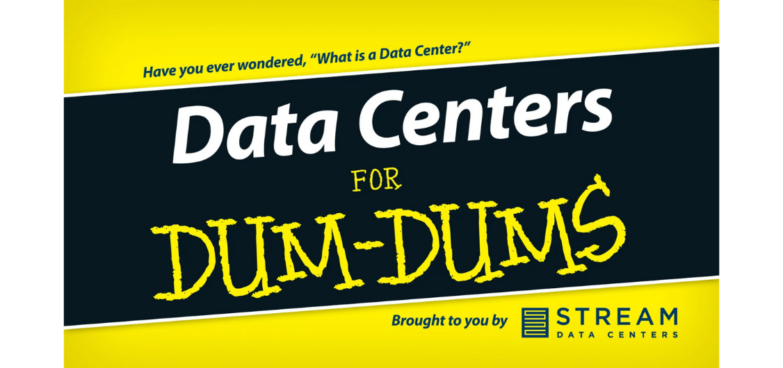 """""""What is a Data Center,"""" Simplified in This Video Guide"""