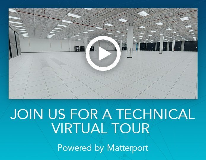 Join us for a technical virtual tour of the Dallas Data Center