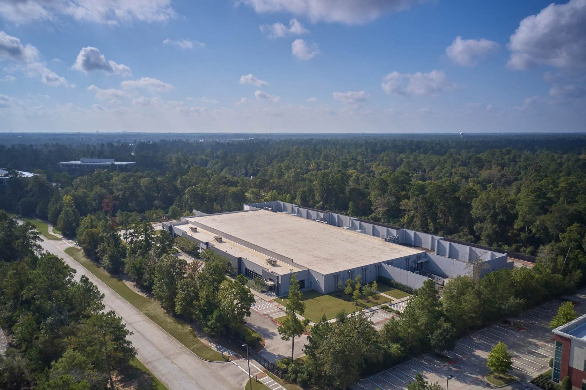 Stream Data Centers and Crown Castle Bring New Fiber into The Woodlands